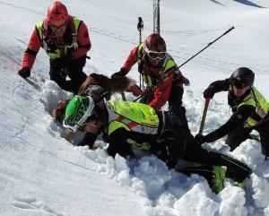 Photo of Valanga sull'Appennino Tosco-emiliano, un morto e un ferito grave