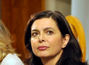 La presidente della Camera Laura Boldrini (Photo Alberto Gianera courtesy of Wikimedia Commons)