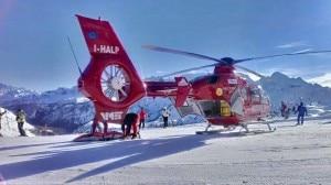 Photo of Alto Adige, sciatore 15enne si schianta contro albero: morto