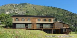 Photo of Francia, a 1300 metri la prima casa passiva e popolare