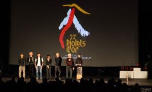 La giuria dei Piolets d'Or 2014 (Foto Lanzeni)