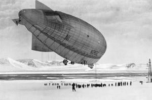 Photo of La traversata aerea del Polo Nord, Amundsen e Nobile protagonisti di Alt(r)ispazi