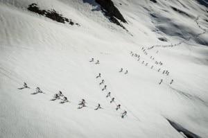 Photo of Superclassica dello scialpinismo, si corre la Pierra Menta