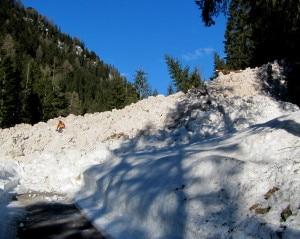 Photo of Dolomiti, le immagini della valanga di Livinè
