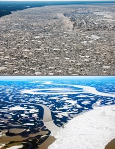Photo of Fusione dei ghiacci artici sempre più rapida? La soluzione è nei fiumi