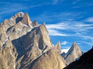 Photo of Il trekking verso il K2, quinta tappa: sul ghiacciaio del Baltoro