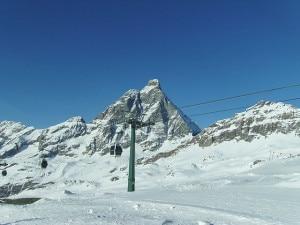 Photo of Gara di 13 chilometri sulle nevi del Cervino, ecco la Reine Blanche
