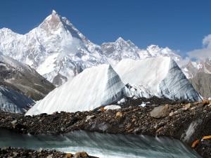 Photo of Il trekking verso il K2, sesta tappa: le vele del Baltoro e il Masherbrum peak