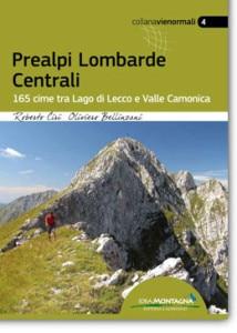 Copertina Guida Prealpi Lombarde Centrali (photo www.vienormali.it)
