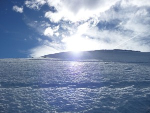 Photo of Fine settimana dal tempo incerto, sole e qualche rovescio in montagna
