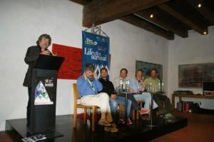 Photo of L'alpinismo sta cambiando: Messner, Wielicki, Moro, Previtali e tanti altri al Quo Climbis