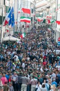 Photo of Adunata da record a Pordenone, quasi 500mila presenze