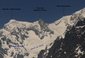 Photo of Monte Bianco, recuperati quattro alpinisti polacchi