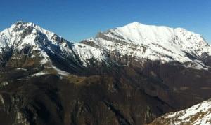 Photo of Una degustazione di vini in cima al Grignone