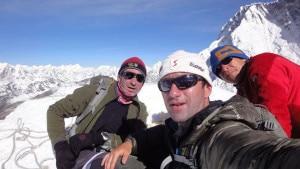 Photo of Prime cime sugli 8000: Hamor, Colibasanu e Ionescu in vetta allo Shisha Pangma