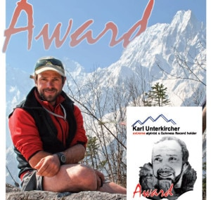 Photo of Karl Unterkircher Award: in nomination i Catores, i Ragni e Anthamatten e gli Auer