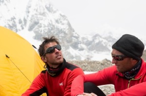 Max Bonniot e Sebastien Moatti  (Photo  www.gmhm.terre.defense.gouv.fr)