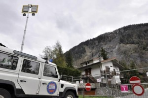 Photo of Frana Mont de la Saxe, 80 evacuati di Courmayeur rientrano a casa