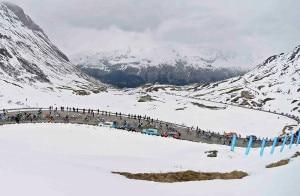 Photo of Giro d'Italia arriva sulle Alpi, iniziano le tappe di montagna