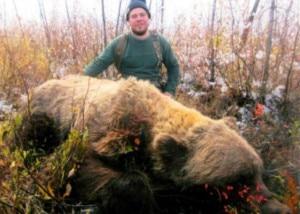 Photo of Ucciso in Alaska grizzly da record