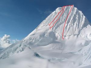 Photo of Alpamayo: trovato uno dei corpi degli alpinisti dispersi