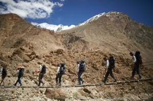 Photo of Spedizione al K2: entrati nel Parco, al via il lungo cammino verso il Baltoro