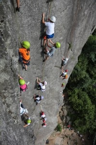 Photo of Campus d'arrampicata per ragazzi in Val di Mello, l'estate dei Mellokids