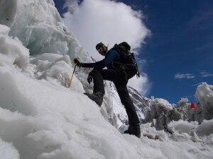 Photo of Allestito campo 1 al K2. Hassan Jan: siamo i primi sulla montagna