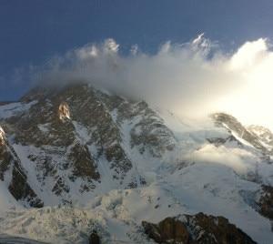 Photo of Karakorum: si popolano i campi base, Lama e soci al Masherbrum mentre gli Huber rinunciano al Latok I