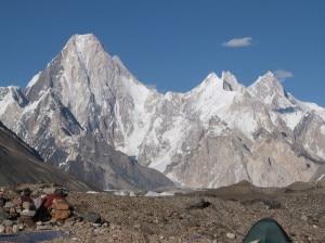 Photo of Alpinisti verso gli 8000 del Karakorum, occhi puntati anche al Masherbrum e al GIV