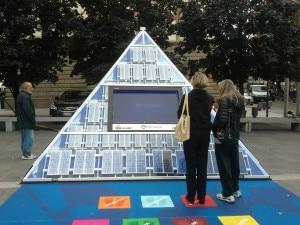"""Photo of """"Italia del futuro"""", la Piramide dell'Everest e la ricerca italiana in tour europeo"""