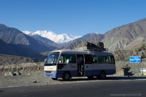 Photo of Le foto dalla Karakorum Highway, gli italiani della K2 Pakistani Expedition arrivati a Skardu