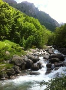 La Valle dei Ratti è una delle splendide zone attraversate dal Sentiero Walter Bonatti