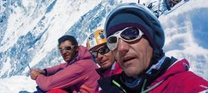 Photo of Paiju Peak: Iñurrategi, Vallejo e Zabalza tornano sull'inviolata parete Sud