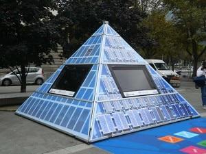La Piramide multimediale