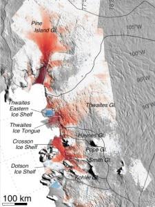 Photo of Allarme in Antartide: sarebbe iniziato collasso dei ghiacci occidentali