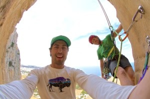 Photo of Tommy Caldwell in Italia, apre nuova via a San Vito lo Capo