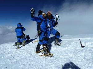 """Photo of """"Ultimo, come fa una guida, per portare tutti a casa"""". Intervista a Michele Cucchi dopo la vetta del K2"""