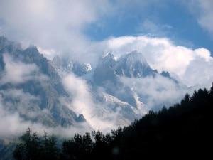Photo of Sole e temporali, weekend sulle Alpi all'insegna del tempo instabile