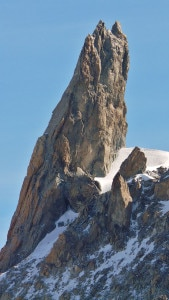 Photo of Monte Bianco, recuperata cordata sul Dente del Gigante
