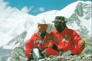 Goretta e Renato Casarotto (Photo www.casarotto.org)