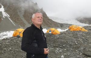 Photo of Agostino Da Polenza: oggi al K2 col cuore pieno di ricordi e di nostalgia