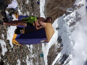 Photo of Riposo prima del tentativo di vetta al K2, domani gli alpinisti restano al base