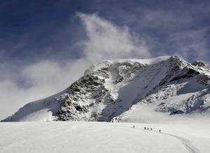 Piramide Vincent (Photo Roberto Cilenti courtesy of Monterosa Ski)