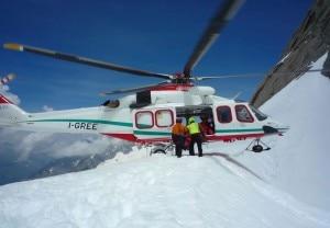 Photo of Dispersi sul Monte Bianco, stop alle ricerche