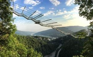 Photo of Sochi, aperto il ponte sospeso più lungo del mondo