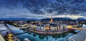 Photo of Lubiana e Villach, due città verdi vicino alle Alpi