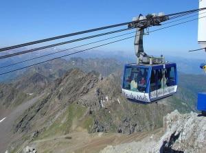 Photo of Blackout funivia del Pic du Midi, 55 passeggeri sospesi nel vuoto per ore