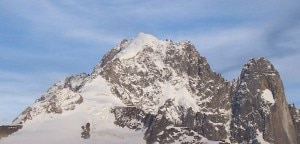 Photo of Lavoro in alta quota e salute: una spedizione studia gli operai sul Monte Bianco