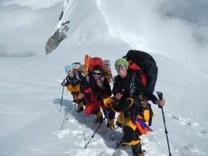 Photo of Himalaya, tre italiani verso il Cho Oyu